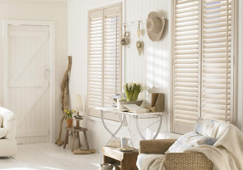 Full Height shutters from Aberdeen Blinds
