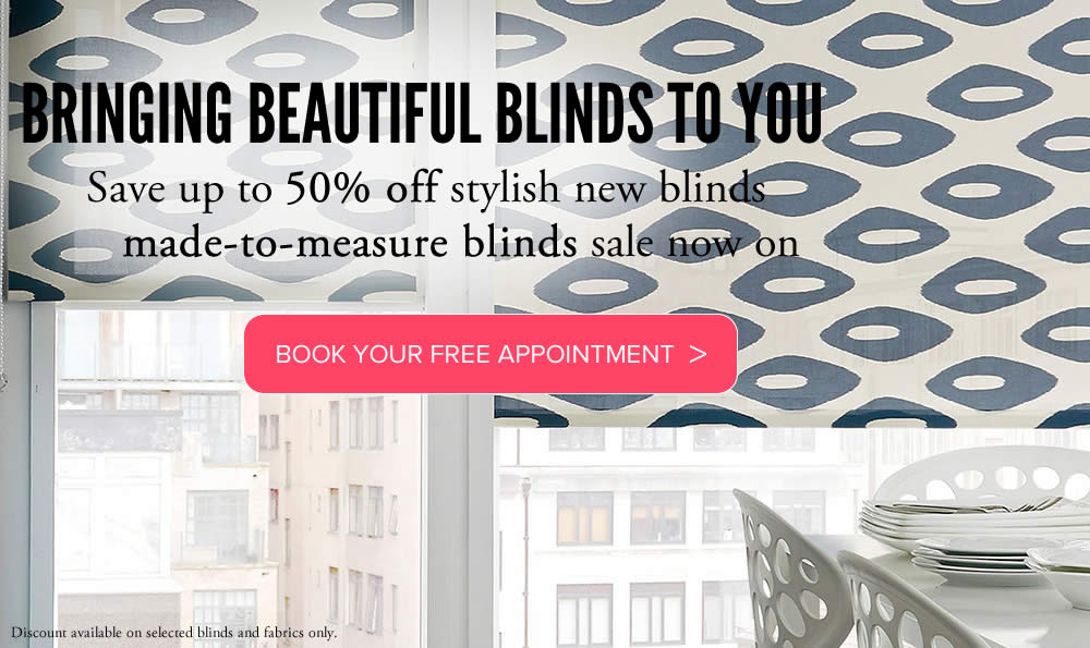 Image of blinds from Aberdeen Blinds