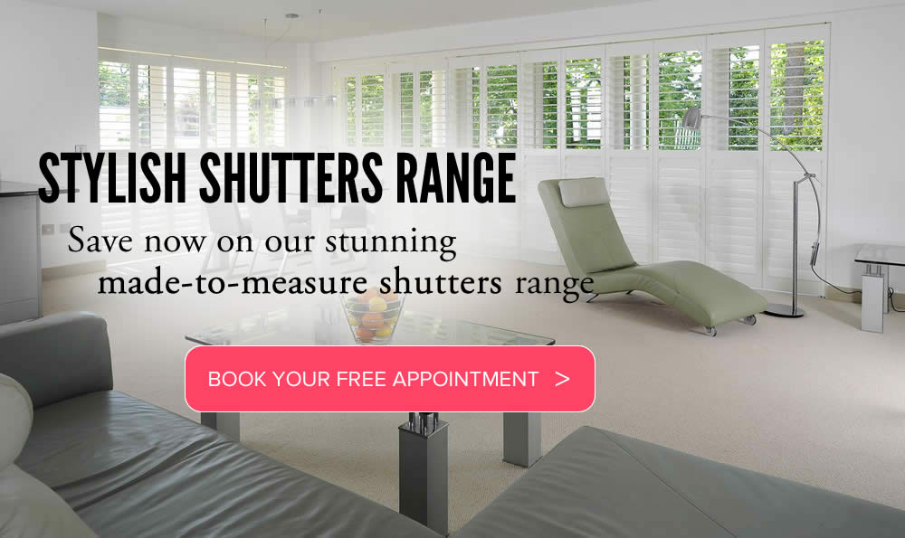 Image of shutters from Aberdeen Blinds