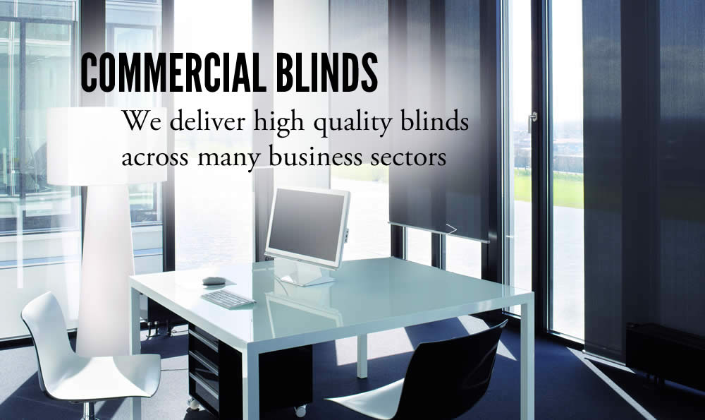 Commercial blinds in Aberdeen