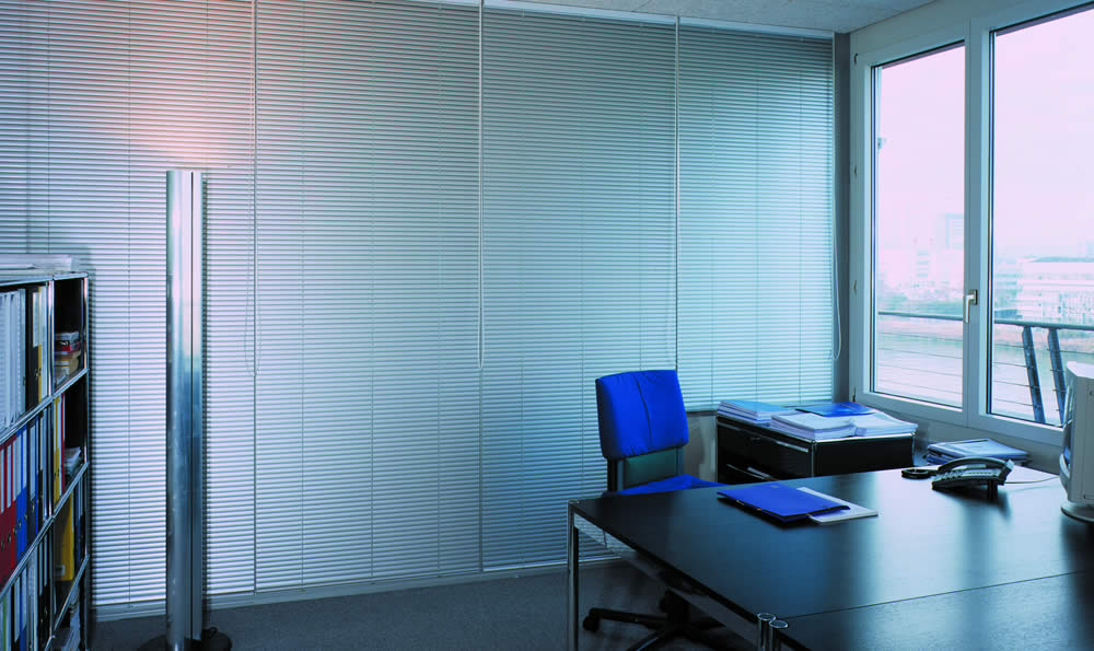 Commercial Venetian Blinds In Aberdeen For Offices
