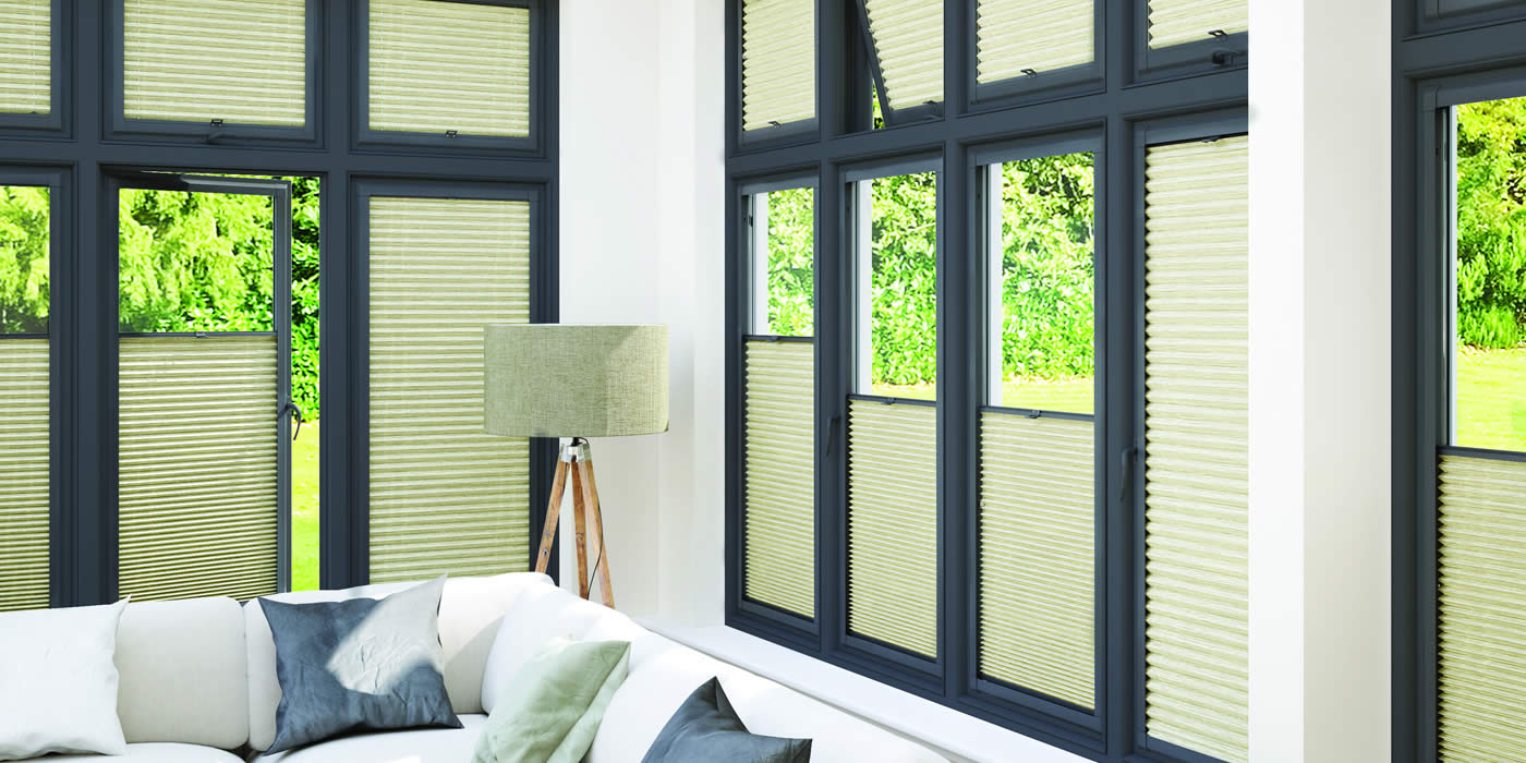 Conservatory Blinds In Aberdeen North East Scotland