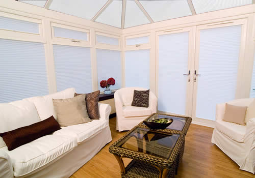 intu conservatory blinds in Aberdeen -MOBILE