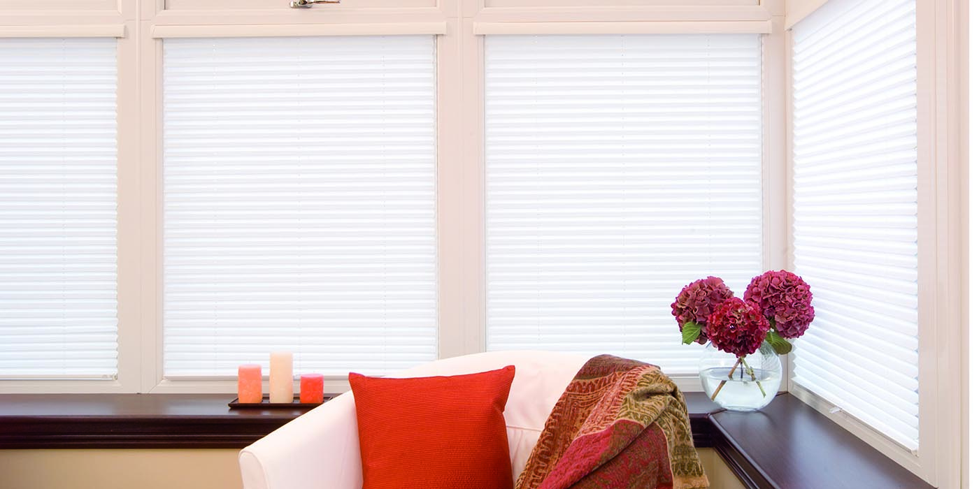 Intu blinds pleated LARGE