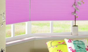Pleated Blinds made to measure in Aberdeen