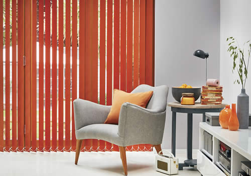 vertical blinds in aberdeen memphis-terracotta