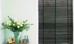Wooden blinds made to measure in Aberdeen