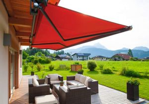 Markilux Awnings from Aberdeen Blind Company